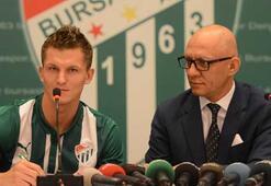 Tomas Necid, Bursasporla imzaladı