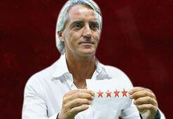 Galatasaray taraftarından Manciniye övgü