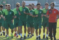 Bursaspor, 11 eksikle yeni sezona merhaba dedi