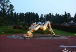 Turistler için seks parkı