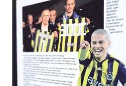 Fenerbahçe Tarihi kitabı tanıtıldı Alex...