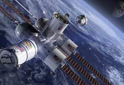 Geleceğin ilk lüks uzay oteli 2022 yılında açılıyor