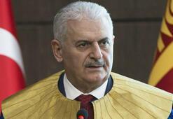 Başbakan Binali Yıldırıma fahri doktora