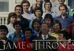 Hababam Sınıfı karakterleri Game of Thrones'da oynasaydı...