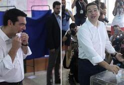 Yunanistan tarihi referandum için sandık başında