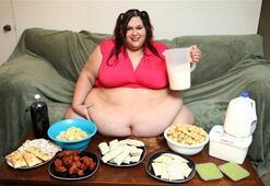 Sevgilisine kilo aldırmak için...