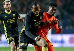 Başakşehir - Evkur Yeni Malatyaspor: 1-0 (İşte maçın özeti)