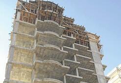 8. kattan düşen inşaat ustası öldü
