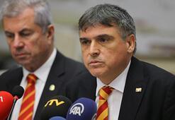 Galatasaray başkan adayı Fatinoğlunun görüntüleri sosyal medyayı salladı