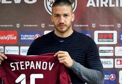 Stepanov, Galatasaray maçını unutamıyor