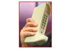 İlk cep telefonu artık antika..