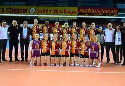 Galatasaray Dörtlü finalde