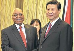 BRIC, G. Afrika ile BRICSA oluyor