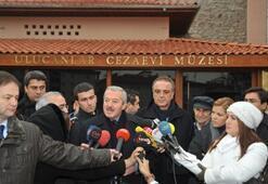 BDPli vekiller işkence müzesine alınmadı