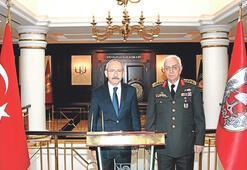 Kılıçdaroğlu'ndan Koşaner'e ziyaret