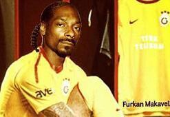 Snoop Dogg bu sefer Galatasaray soyunma odasında