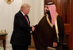 Trump Suudi Arabistandan 4 milyar dolar istedi