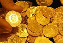 Altın fiyatları ne kadar oldu Kapalıçarşıda çeyrek ve Cumhuriyet altını kaç lira