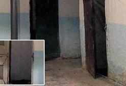 Terör örgütü PKK/YPGnin Kara Hapishanesi görüntülendi