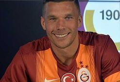 Podolski, Galatasaray eleştirilerine yanıt verdi