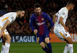 Barcelona-Roma: 4-1