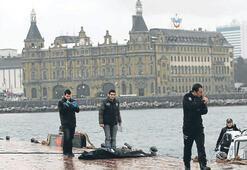 Kayıp gencin cesedi denizde bulundu