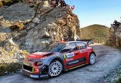 Citroen C3, WRC Tour De Corsea hazır