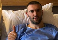 Serdar Kurtuluştan ameliyat sonrası duygusal paylaşım