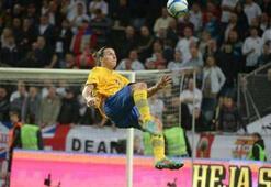 Zlatan: Güzel gol ama 40 metreden denemeliydi
