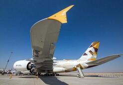 Böyle lüks uçak gördünüz mü