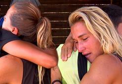 Survivorda veda zamanı Gözyaşlarına boğuldular