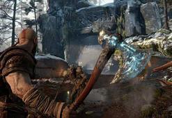 God of War için 5 dakikalık yeni bir oynanış videosu yayınlandı