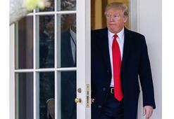 Trumpı çıldırtan görüntü