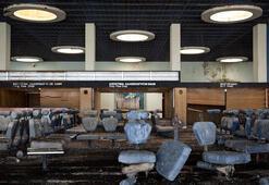 42 yıldır tek uçak inmeyen hayalet havalimanı