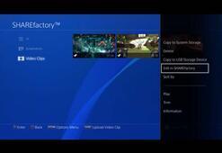 PS4 için gelen güncelleme birçok yeniliği beraberinde getirdi