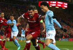 Liverpool - Manchester City: 3-0