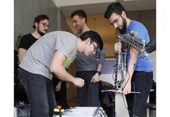 İTÜ öğrencilerinden insansız kara aracı