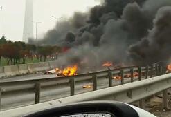 Son dakika: İstanbulda helikopter kazası Ölü sayısını Topbaş açıkladı