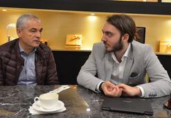 Rıza Çalımbay: Trabzonda kalmak istesem yönetim sözleşmemi uzatırdı