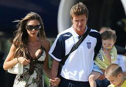 Beckham ailesinin yeni bebeği