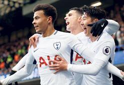Tottenham tarih yazıyor