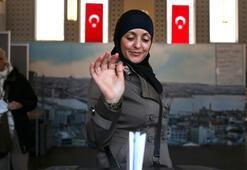 Son dakika... Hollandada Türkler camide oy kullandı