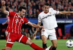Sevilla - Bayern Münih: 1-2
