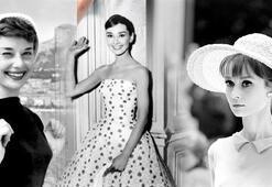 Audrey Hepburn'ün kombinleriyiz