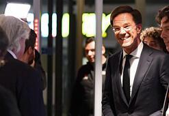 Son dakika... Hollandada seçimin galibi Rutte