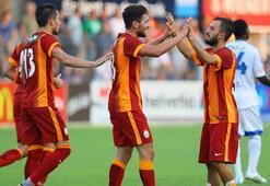 Galatasaray - Vysocina Jihlava: 2-1
