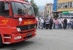 Rizedeki sinema filmi çekiminde Diyarbakır plakalı itfaiye aracı krizi