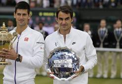 Şampiyon Novak Djokovic