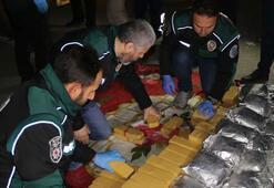 Son dakika: İranndan gelen tırda 115 kilo eroin yakalandı 9 milyon değerinde...
