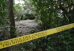 Toplu mezarda 47 kafatası bulundu